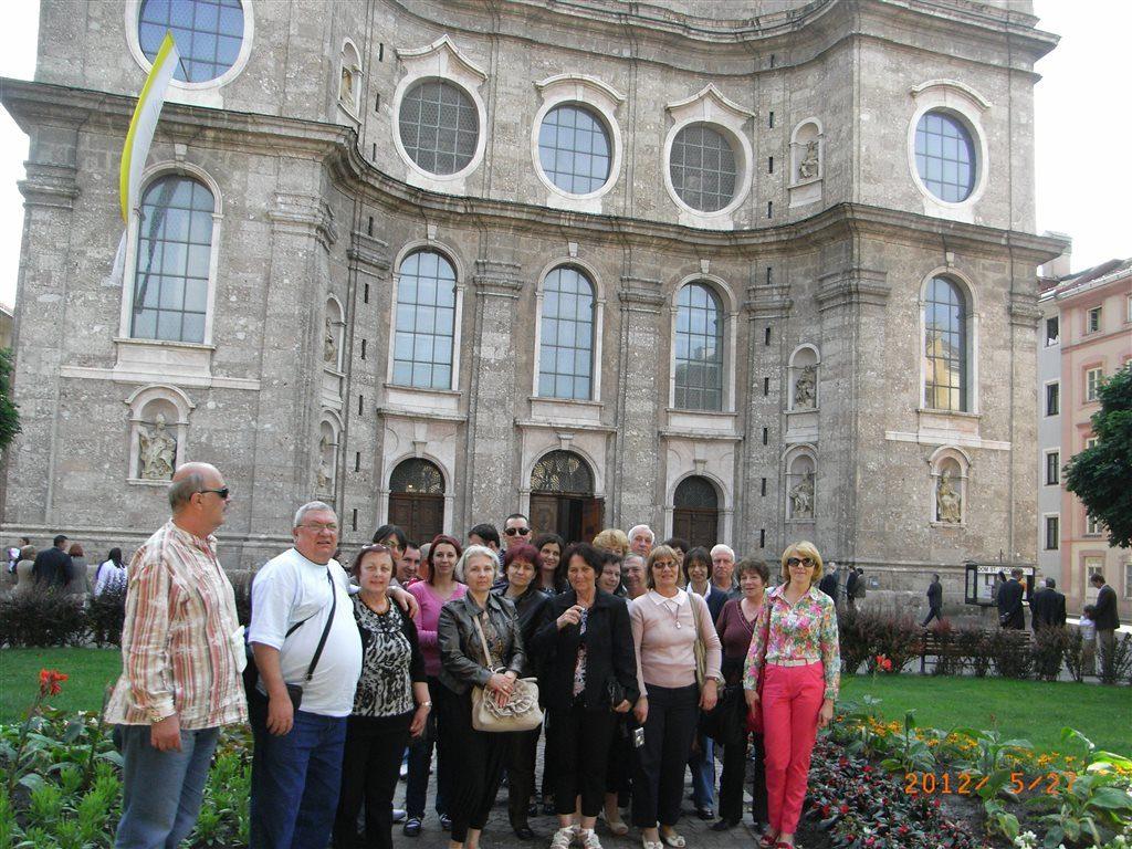 Кафедральный собор Инсбрук