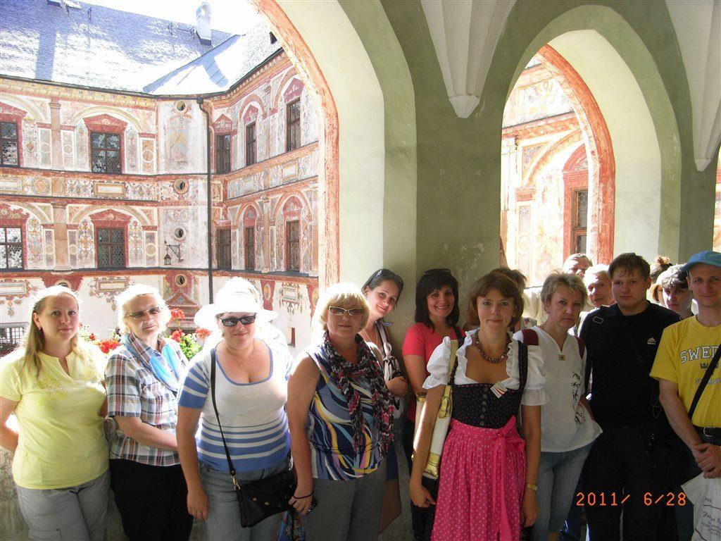 экскурсии по Инсбруку