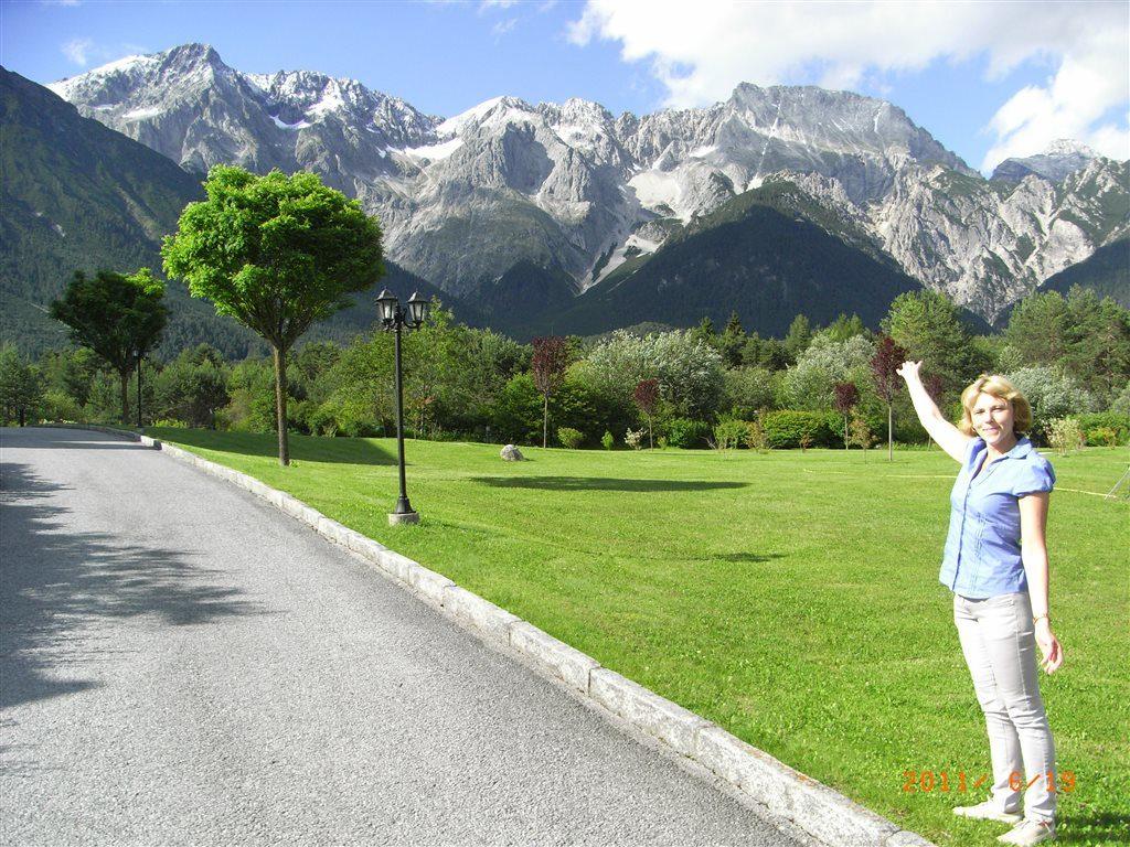 горы Инсбрука